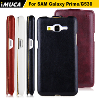 Best selling IMUCA wholesale holster for Samsung Galaxy Grand Prime/G530 leather case