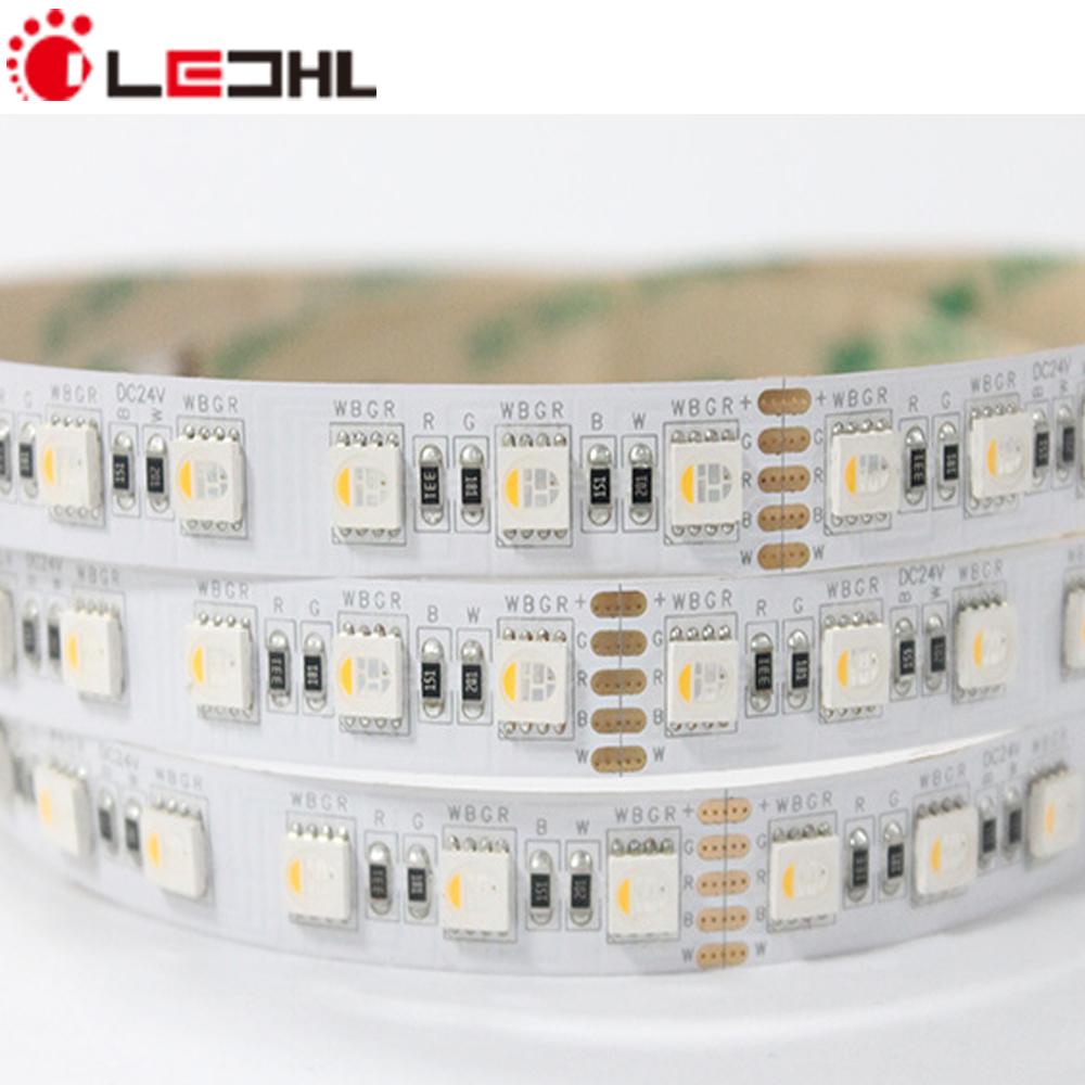 5050 Digital RGBW Color Changing Sequential LED Strip with CE/ROHS LED Strip Light