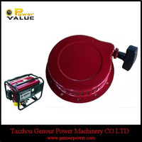 zhejiang generator recoil starter parts, recoil starter for 168f/188f/190f with high cost performance