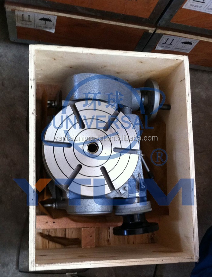 TSK Tilting Rotary Table