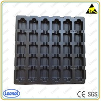 ESD Blister Tray for packing