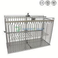 LOw price qualified newest coming laboratory animal cage