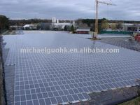 Specific design of solar panel system 300kw by sinosola
