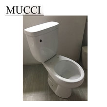 China cheap price modern toilet bowl washdown 2 piece toilet - MUCCI