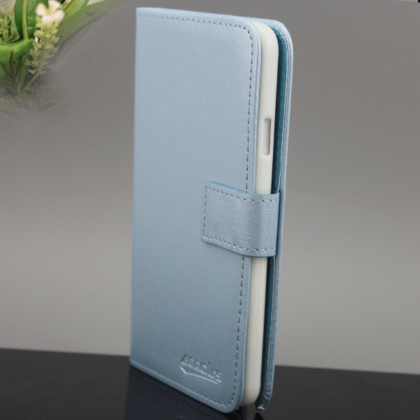 Luxury leather case for samsung galaxy note3 neo N7505 case