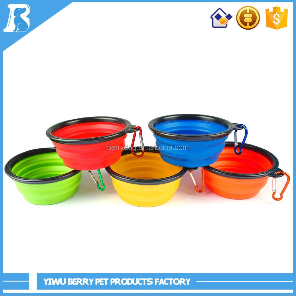 Food Grade Unbreakable Stocked supreme dog bowl