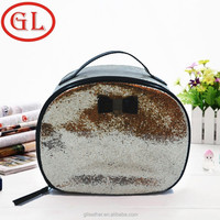 New Style Custom Makeup Travel Toiletry Promotional Fashion Cosmetic Bags