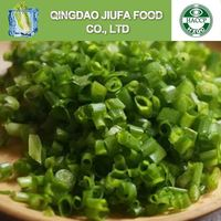 Hot Selling Green Onion Chinese Long Onion Frozen Vegetable