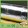 Aluminum Material Insulation Glass Wool Roll Price