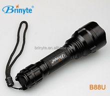 Brinyte B88 LED Portable Flashlight Self Defense Products