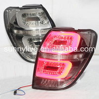 For Chevrolet Captiva led tail lamp for Captiva all Smoke Black Color WH V2