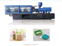 plastic cup making injection mould machine