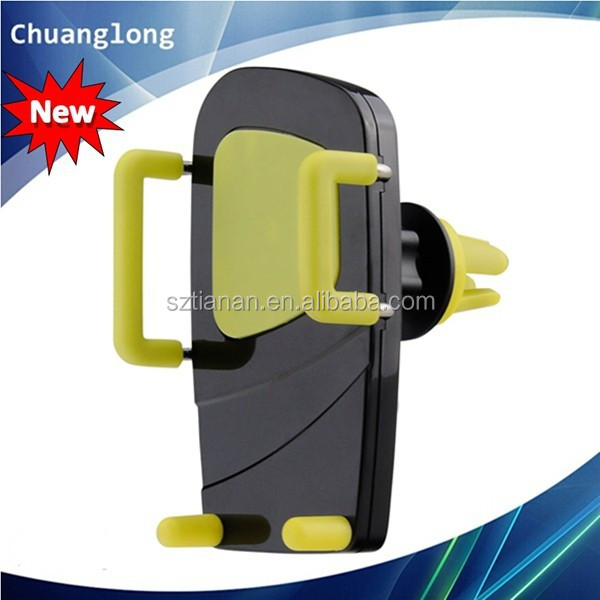 Newest Stretchable PC Car Air vent Phone Holder for iPhone6 & iPhone6 Plus