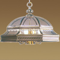 dining room glass modern ceiling light fixture