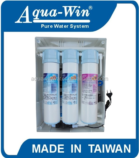 [ Model HY-7034 ] 5 stage reverse osmosis water filter system