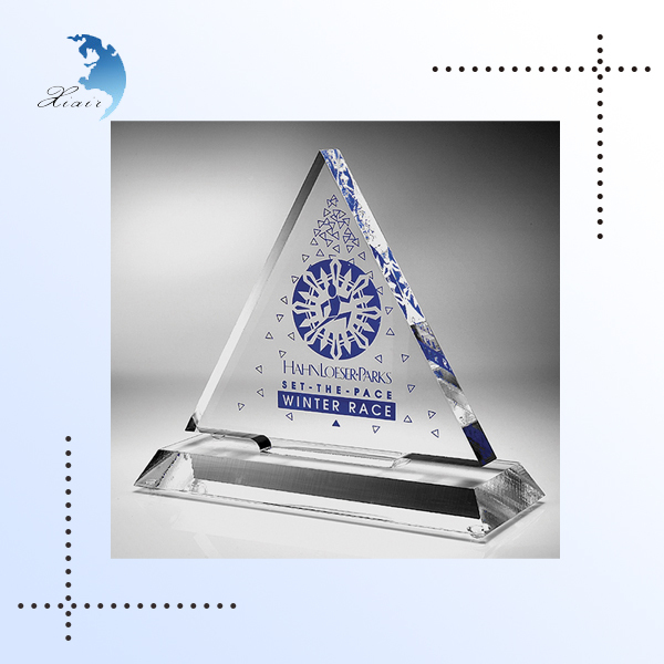 Promotional single pocket acrylic brochure/menu sign holder with custom logo printing