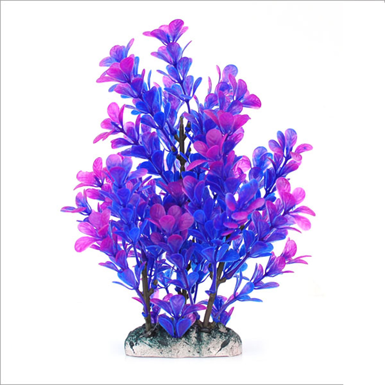 Fish tank accessories artificial plastic aquarium plants aquarium accessories jellyfish