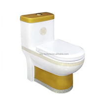 chinese western color ceramic bidet sanitary ware toto toilet