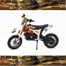 4-Stroke Off-Road 50cc Engine Mini Pit Bike Dirt Bike for Kids