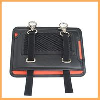 For ipad car head rest cover, headrest mount case for ipad