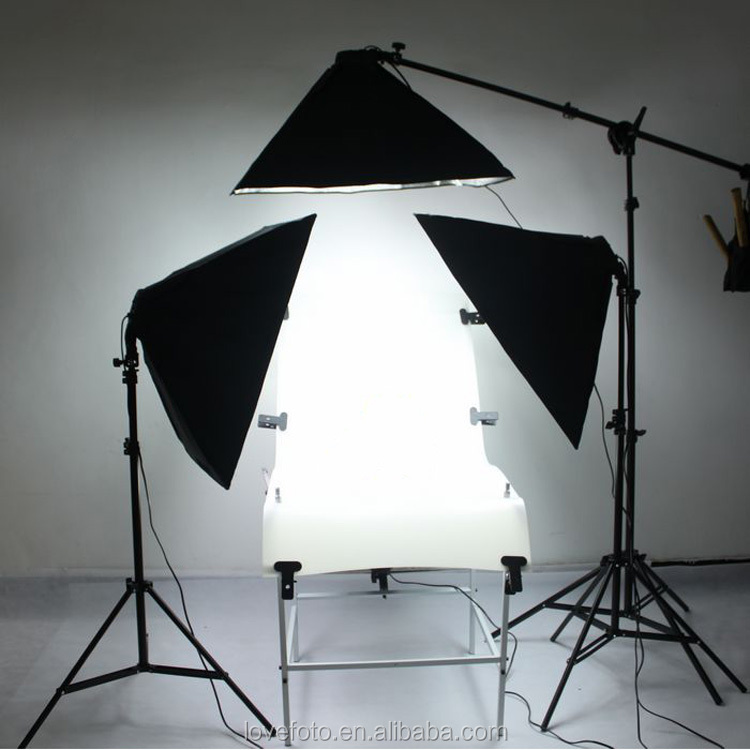 Portable Product Photography Studio With Lighting: Portable Photography Studio Equipment For Professional