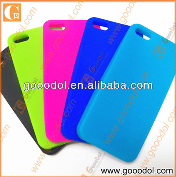 2013 hot selling silicone new phone case