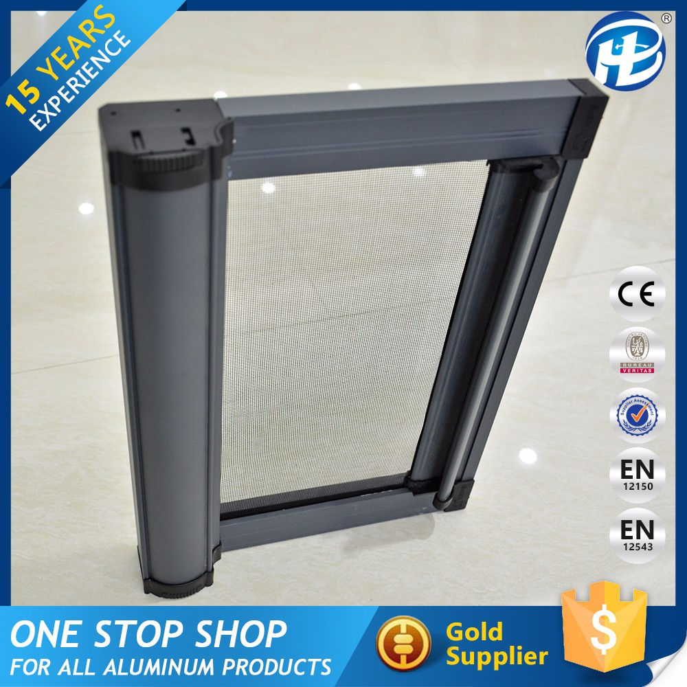 Direct Buy China Aluminium Windows With Mosquito Net