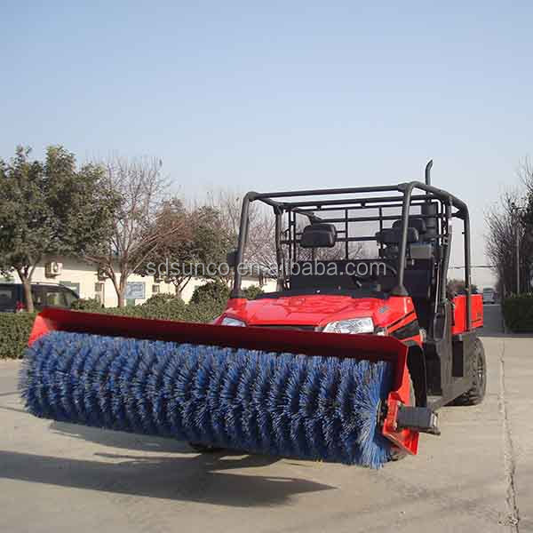 SD SUNCO Tractor/ATV Mounted Snow Sweeper / Road Sweeper / Broom