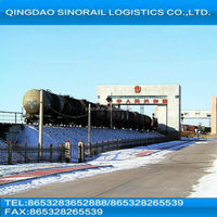 from ZHONG SHAN to Almaty 1 (Kazakhstan) container transport