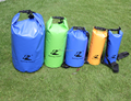 New plastic camping water bag of hiking water bag
