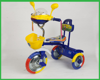 Different design for child plastic tricycle , baby tricycle