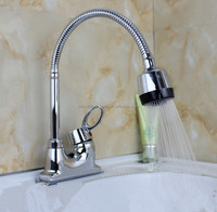 Universal function cheap spring loaded kitchen sink mixer tap faucets