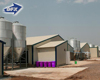 Steel Structure Commercial Poultry Chicken Slaughter House