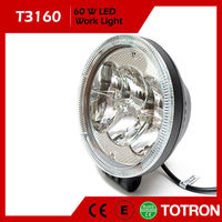 TOTRON New Design Good Quality Boat Using Led Off Road Driving Lights For Jeep Car