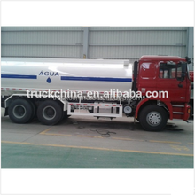 LOW Price CLW 3 axle 42000L for water tanker truck