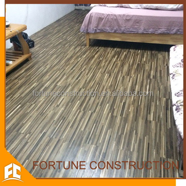 LVT Vinyl floor covering PVC Wooden fooring