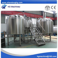 Hot Sale 2000L Commercial Beer Brewery