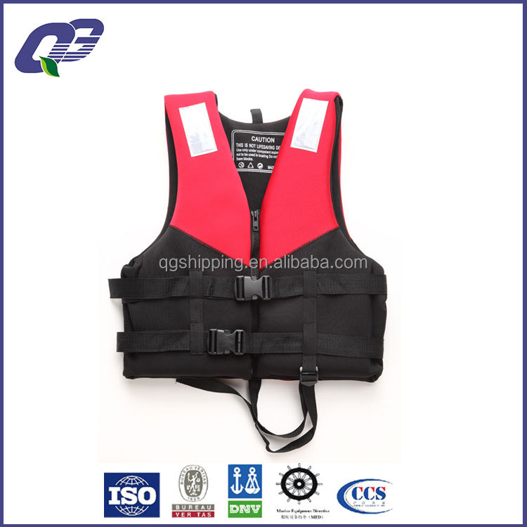 China manufacturer personalized custom neoprene life jacket