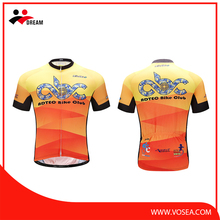 New brand customized cycling jersey with good service