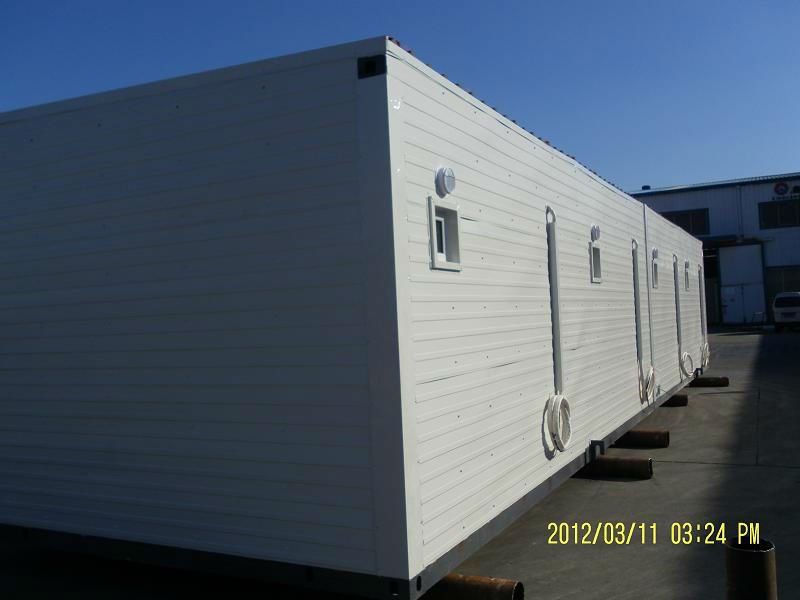 Welding Container House