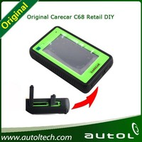 Professional Carecar C68 RetailSupport All OBD II Protocols Car Diagnostic Tools for DIY Auto Scanner