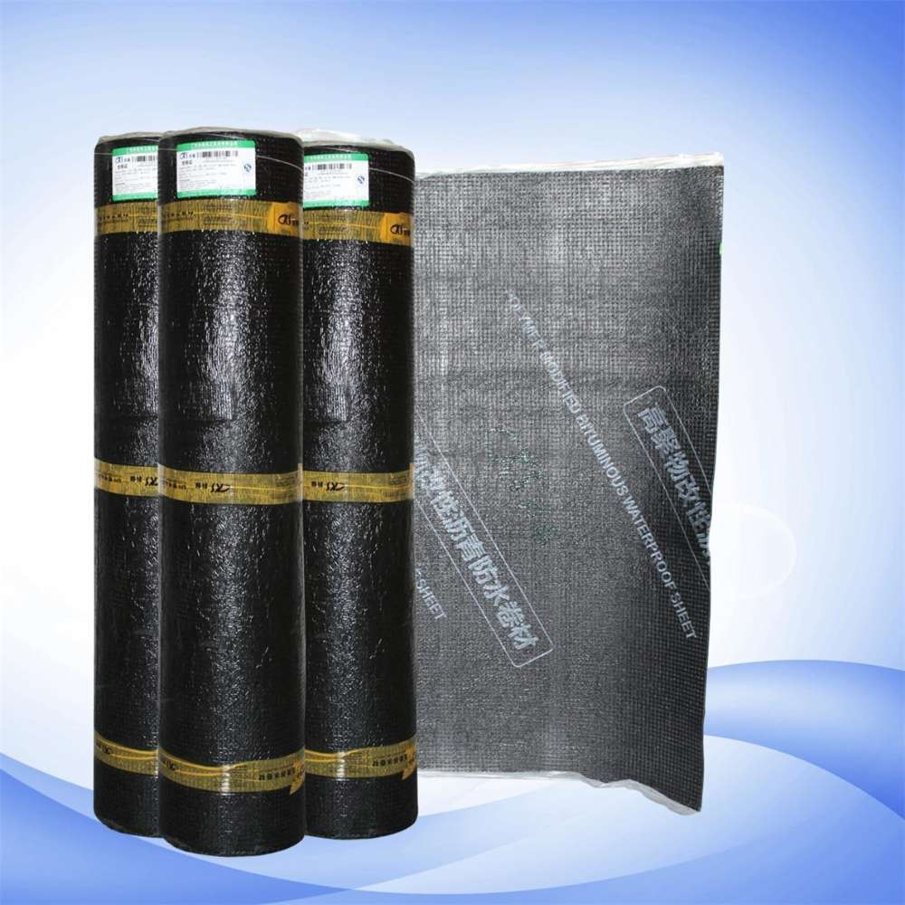 2015 hotsale Waterproofing Membrane waterproof sheets production line modified bitumen