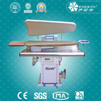 commercial pressing machine, fabric industrial steam press iron, heat steam press machine