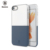 BASEUS Half to Half TPU Material PC Protective Case Cover For iPhone 7 4.7 inch Ultra Transparent 1/2 Case Phone Back Cover