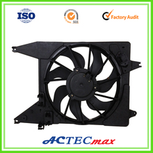 Prenium quality competitive price auto radiator fan for RENAULT Logan