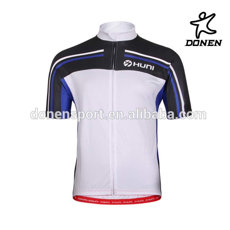 HUNI 2015 new custom printed cycling jersey cycling clothes men