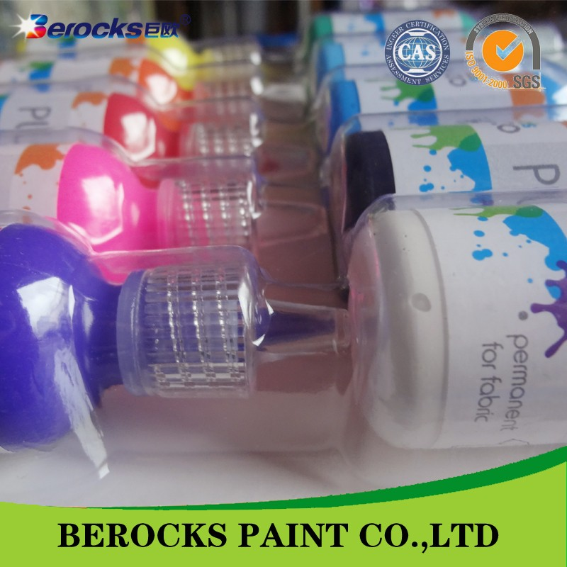 beautiful puffy paint for kid arts and crafts/acrylic paint for drawing