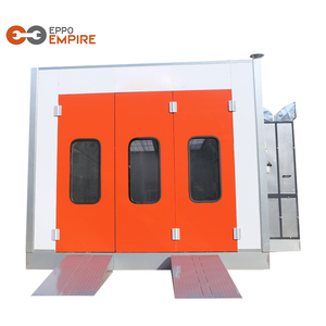 CE Approved Automotive Paint Spray Booth/Car Painting Chamber