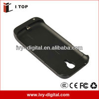 High Quality External Battery Pack Phone Charger Case for Samsung Galaxy S4 mini 2600 , made in China