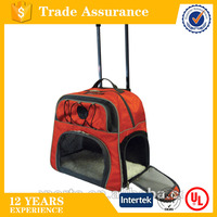 2016 hot sell Pet Carrier, pet cage with wheels